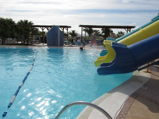 Club Caleta Dorada : The pool