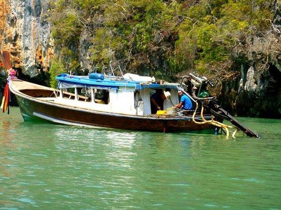 Phuket Sail Tours: Tassanee