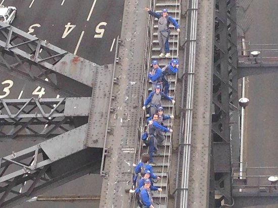 BridgeClimb: Bridge Climb Sydney