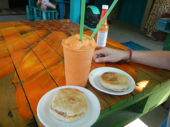 Brewed Awakenings: Two people can share one smoothie, but I say get your own