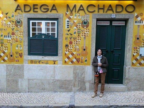 Adega Machado : from Outside