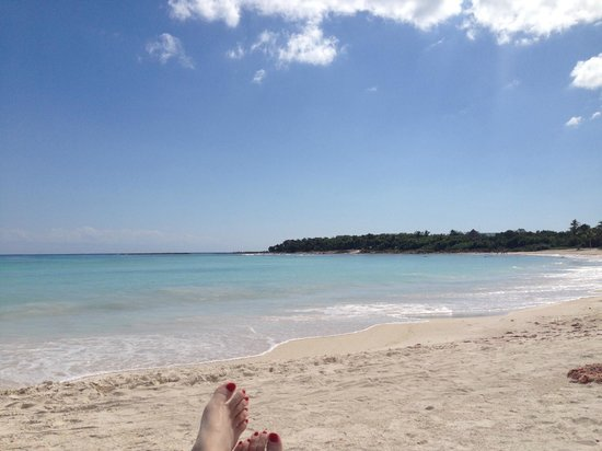 Barcelo Maya Caribe : il mare