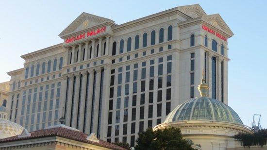 Caesars Palace: Frente