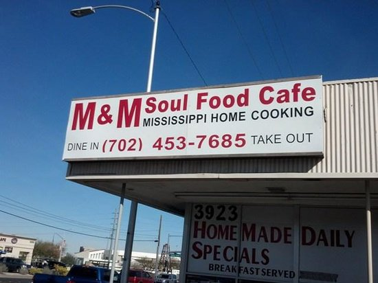 Great Fried Checken Picture Of M M Soul Food Restaurant Las Vegas
