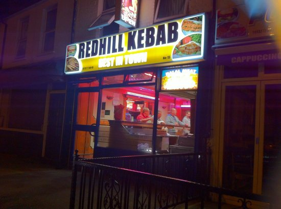 Redhill Kebab House: Best in town