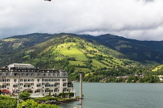 Hotel Seehof : View from balcony