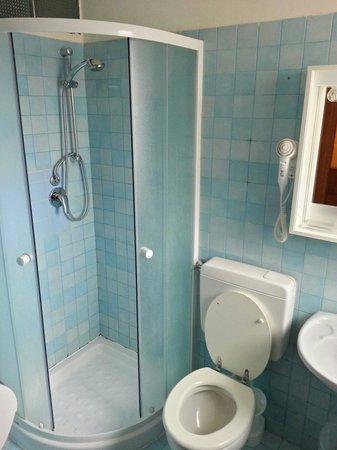 Hotel Il Moro Di Venezia: Bagno stanza singola
