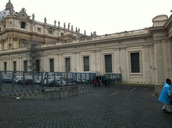The Brand Hotel Roma: Da visitare