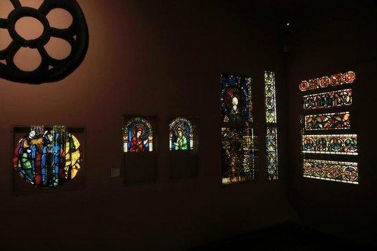 Musée de l'Œuvre Notre-Dame : Kirchenfenster