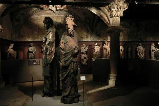 Musée de l'Œuvre Notre-Dame: Ausstellung