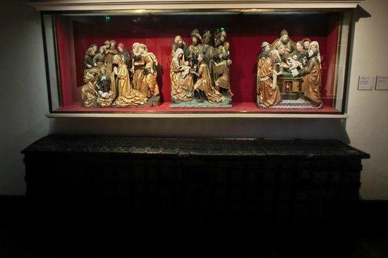 Musée de l'Œuvre Notre-Dame: schöne Ausstellungstücke
