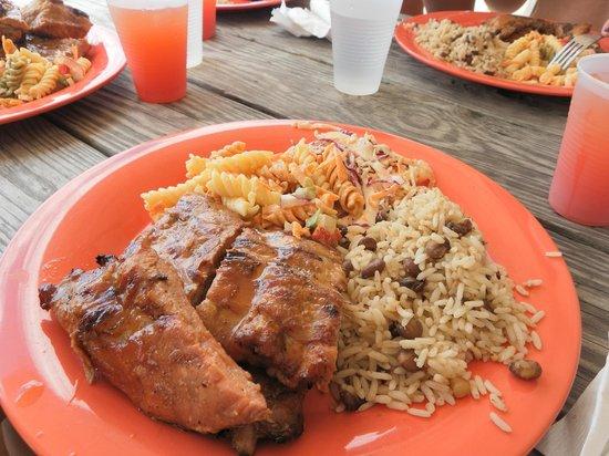 Lambada & Tango: lunch and drinks at Anguilla