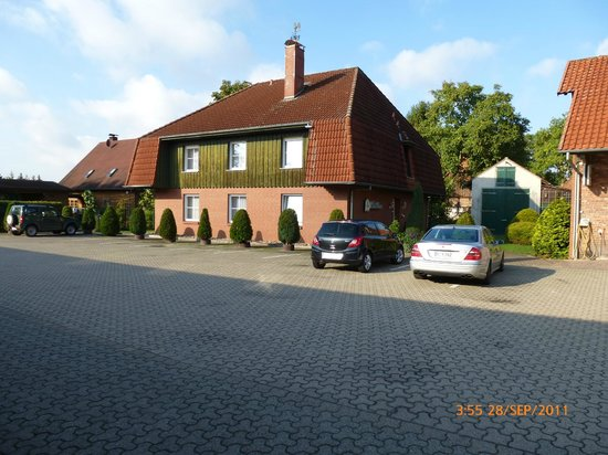 Landgasthof Voltmer: Charming Gasthaus in a small village close to Hannover