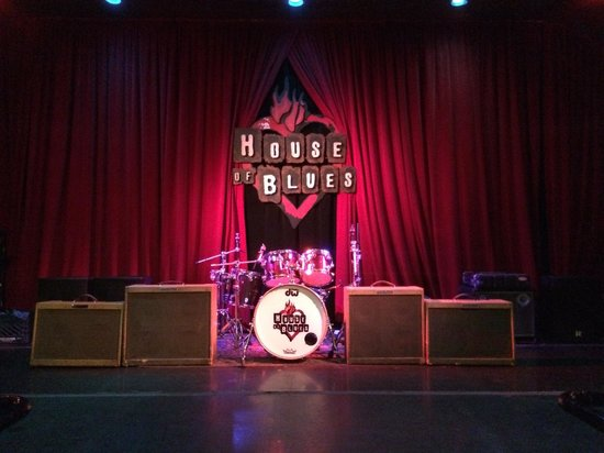 House of Blues Chicago: Stage @ House of Blues