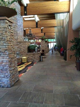 The Scott Resort & Spa : Lobby area