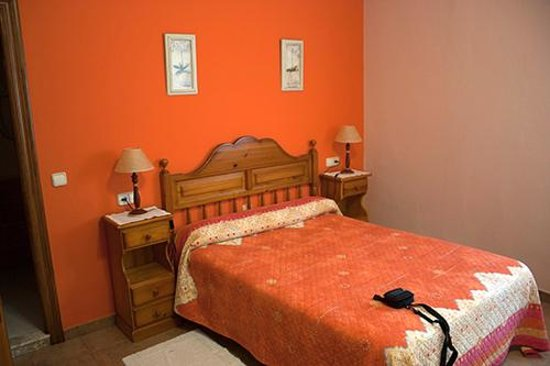 Santu Colás: habitacion