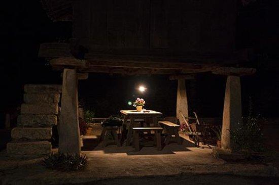 Santu Colás: exterior