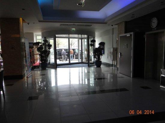 Best Western Blue Tower Hotel: Lobby