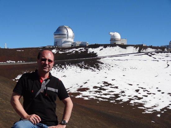 Mauna Kea Summit: top of the world