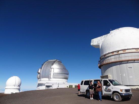 Mauna Kea Summit: look out