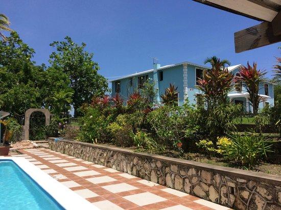 Tamarind Great House: tamarind house