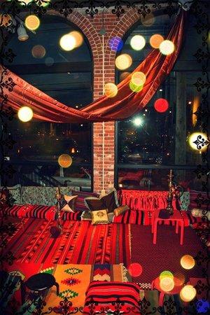 Casablanca Hookah lounge