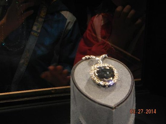 National Museum of Natural History : Hope Diamond