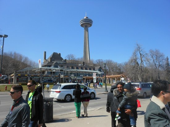 the skylon tower picture of skylon tower revolving dining room rh tripadvisor com