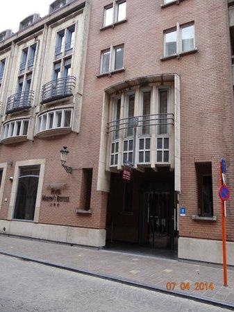 Martin's Brugge: hotel