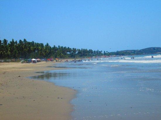 Playa Linda : beach