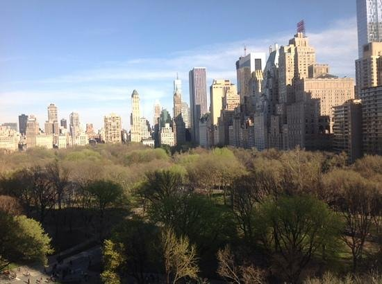 Trump International Hotel and Tower New York : vista 2