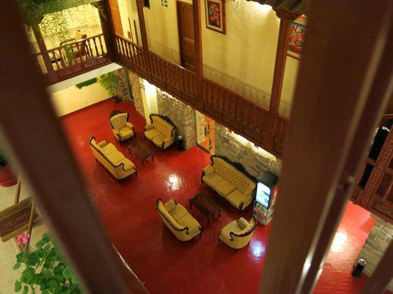 Siete Ventanas Hotel: from 3rd floor