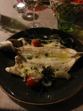 Osteria Marascia : Branzino
