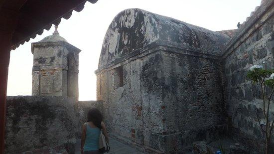 Château de San Felipe de Barajas : Fort15
