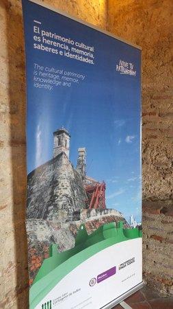Château de San Felipe de Barajas : Fort21