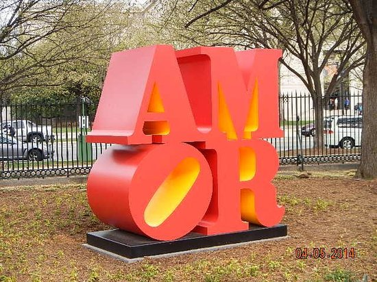 National Gallery of Art - Sculpture Garden: Amor