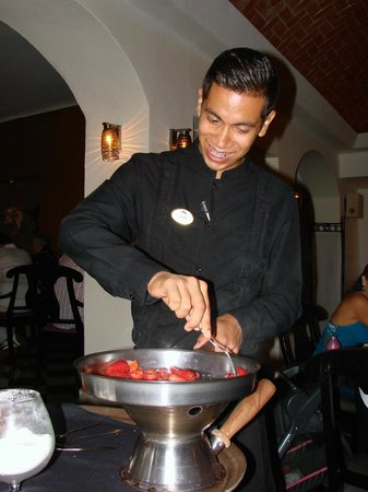 Fiesta Americana Condesa Cancun All Inclusive: Omar