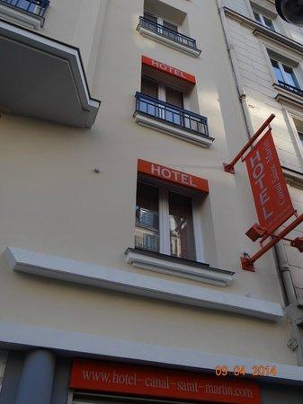 Libertel Canal Saint-Martin : hotel