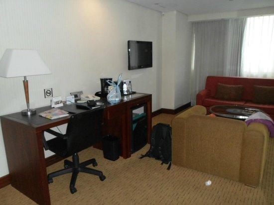 Eurobuilding Hotel and Suites Caracas: hab