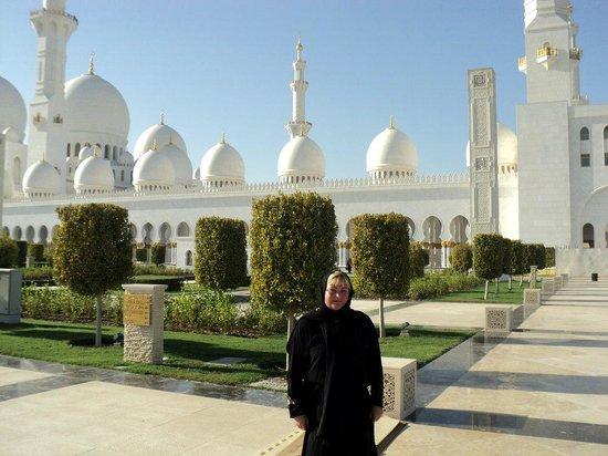 Mosquée Cheikh Zayed : Я и Мечеть