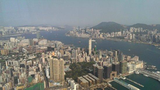 The Ritz-Carlton, Hong Kong : Victoria Harbour