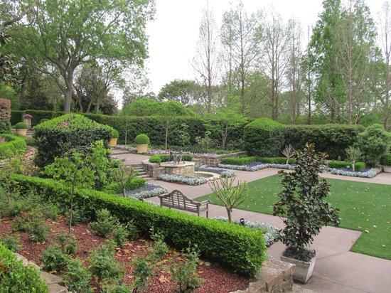 Arboretum et jardin botanique de Dallas : Lovely walk