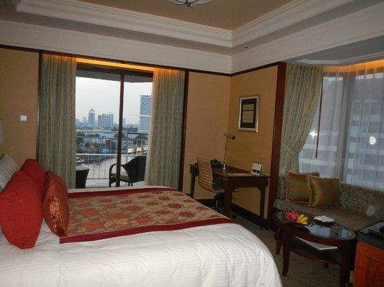 Shangri-La Hotel,Bangkok : room 1314