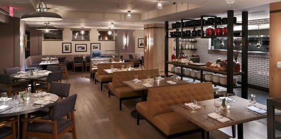 Loews Boston Hotel: Precinct Kitchen + Bar