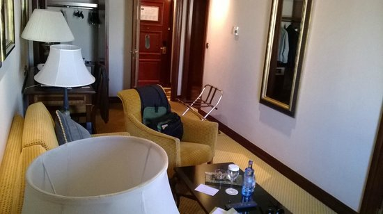 InterContinental Madrid: 1-King Business Suite