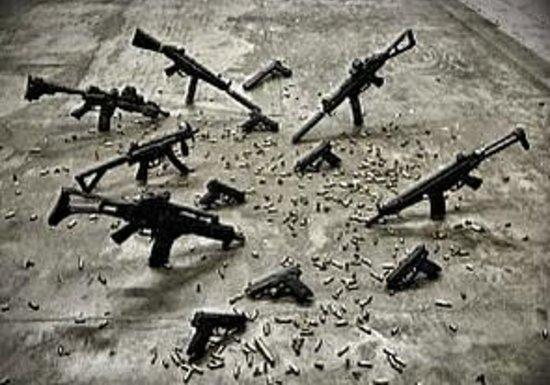 Strip Gun Club: Most of our HK firearms