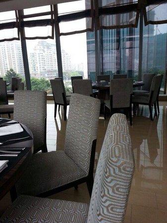 InterContinental Fuzhou: Restaurant