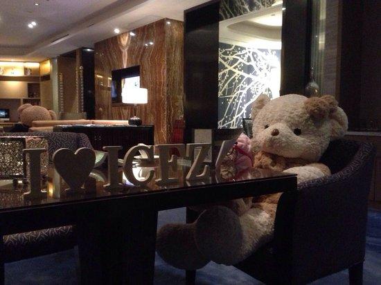 InterContinental Fuzhou: Club Intercontinental