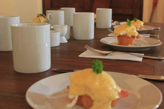 Azul Restaurante: Azul Desayuno