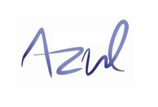 Azul Restaurante: Azul Logo